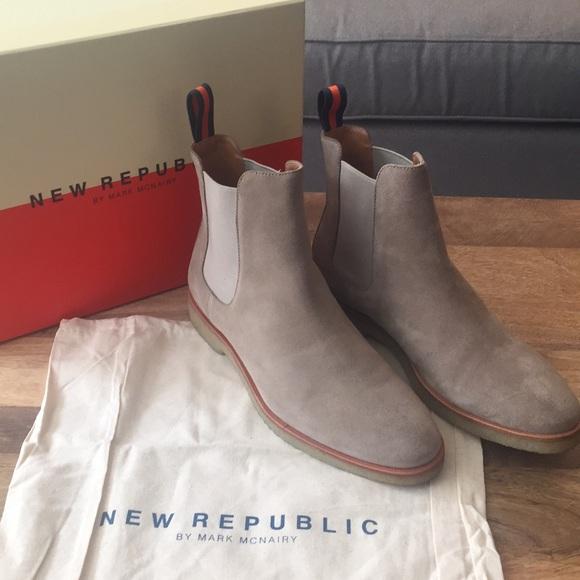 New Republic Chelsea Boots Mens Size 95